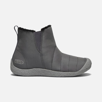 Women's Howser Boot in MAGNET/STEEL GREY - large view.