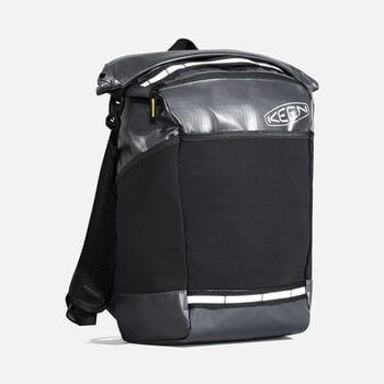CatchHaul Rolltop Bag in Grey - large view.