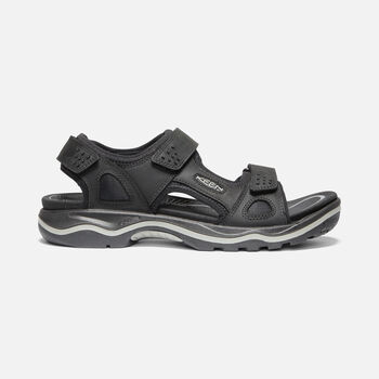 Men's RIALTO II 3 POINT in Black/Neutral Gray - large view.