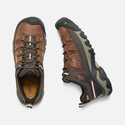Men's TARGHEE III Waterproof in BIG BEN/GOLDEN BROWN - small view.