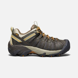 Men's Voyageur in Black Olive/Inca Gold - small view.