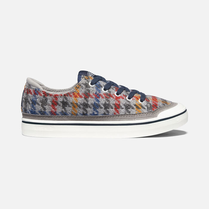Women's Elsa IV Sneaker in Grey Multi/White - large view.