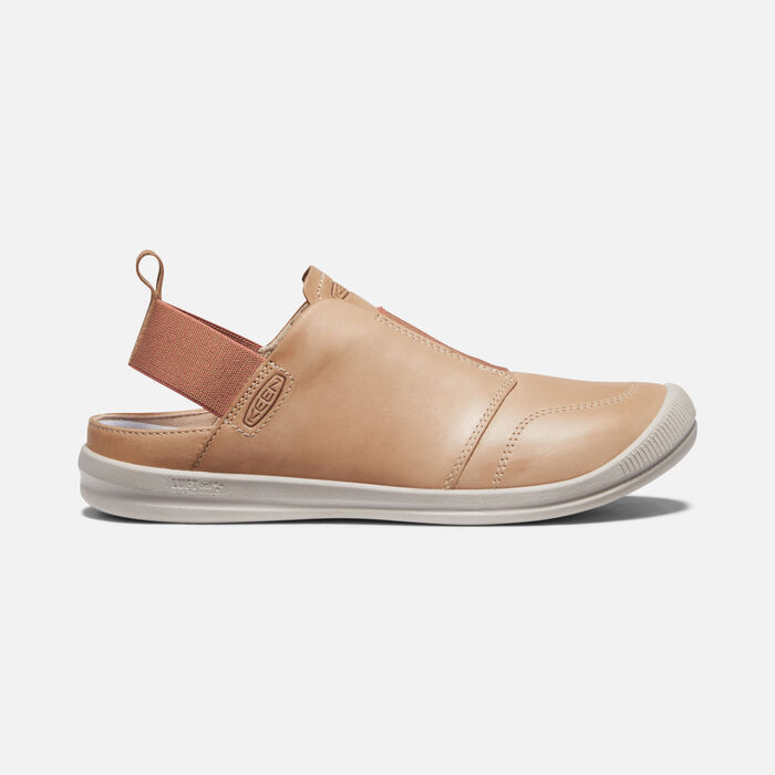 Women's Lorelai II Slip-On in Tan/Brick Dust - large view.