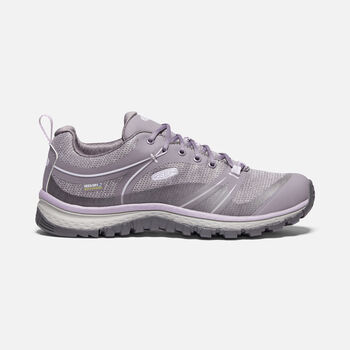 Women's TERRADORA Waterproof in SHARK/LAVENDER GREY - large view.