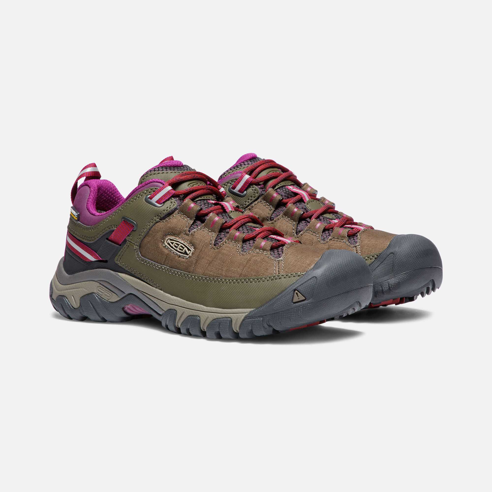 02279681149 Women's TARGHEE EXP Waterproof - A trail icon that's rugged, yet ...