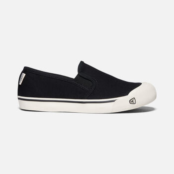Women's Coronado III Slip-On in BLACK - large view.