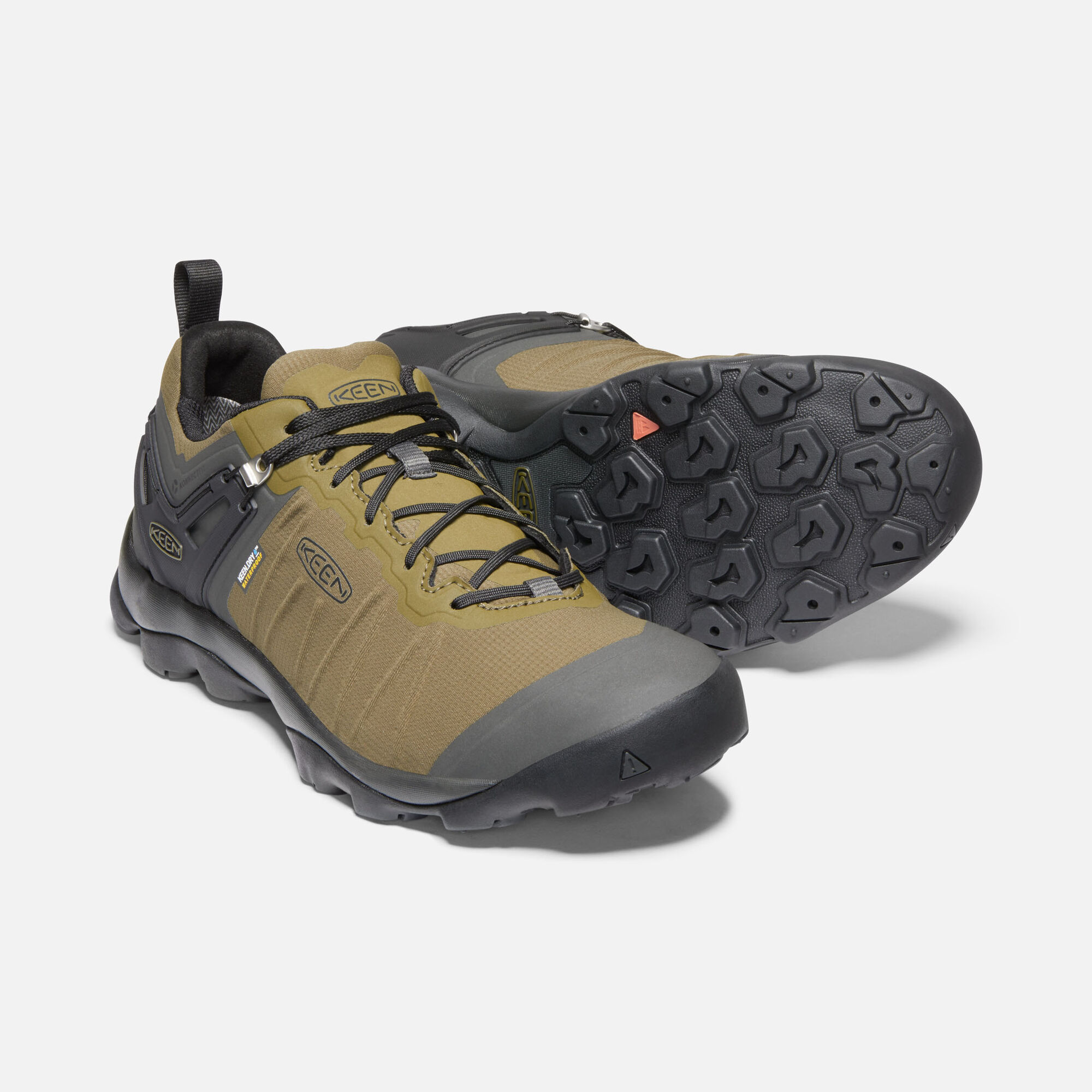 212c601c012 Men s VENTURE WP in DARK OLIVE RAVEN - small view.