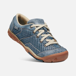 Women's Mercer Lace II CNX in Indian Teal - small view.