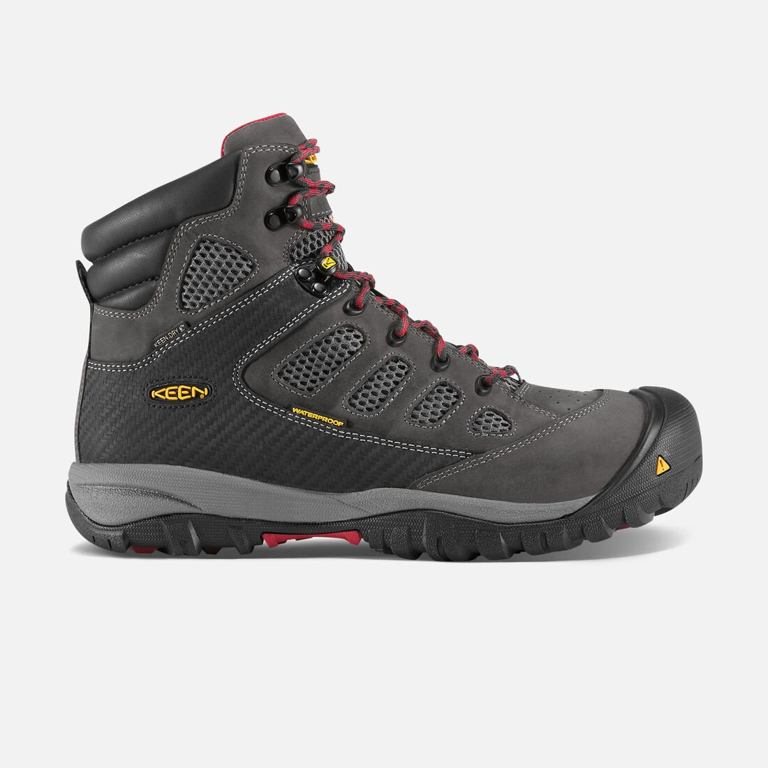 7a4cb5d470c Men's CSA Doverland Waterproof Mid (Steel Toe) - Your feet stay dry ...