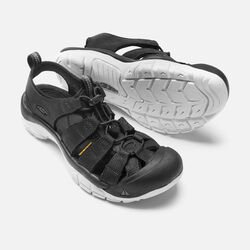 Women's NEWPORT EVO in Black/Star White - small view.
