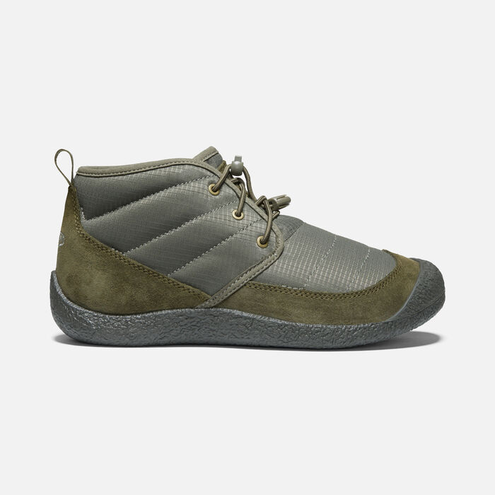 Women's Howser II Chukka in Dusty Olive/Dark Olive - large view.