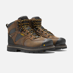 Men's Tacoma Waterproof (Soft Toe) in Cascade Brown - small view.