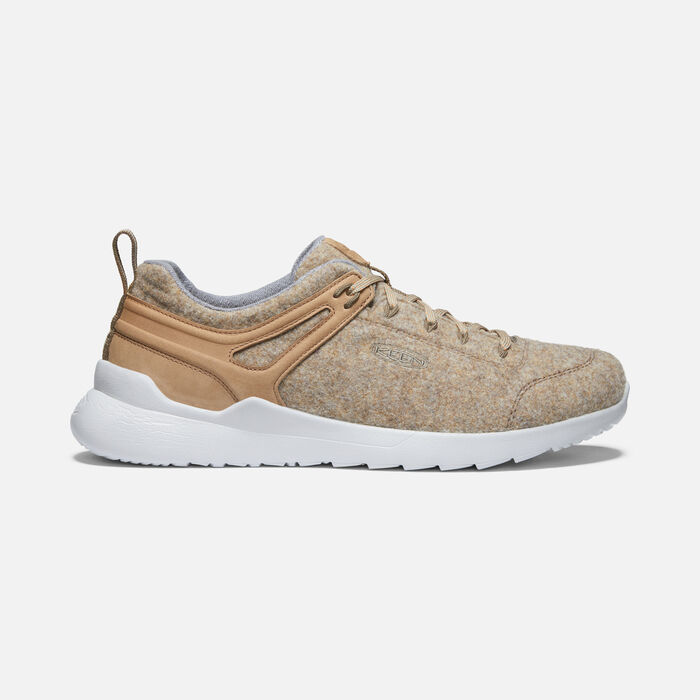 Men's Highland Arway Sneaker in Taupe/Plaza Taupe - large view.