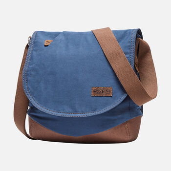 Keen Brooklyn Iii Travel Bag in Dark Denim - large view.