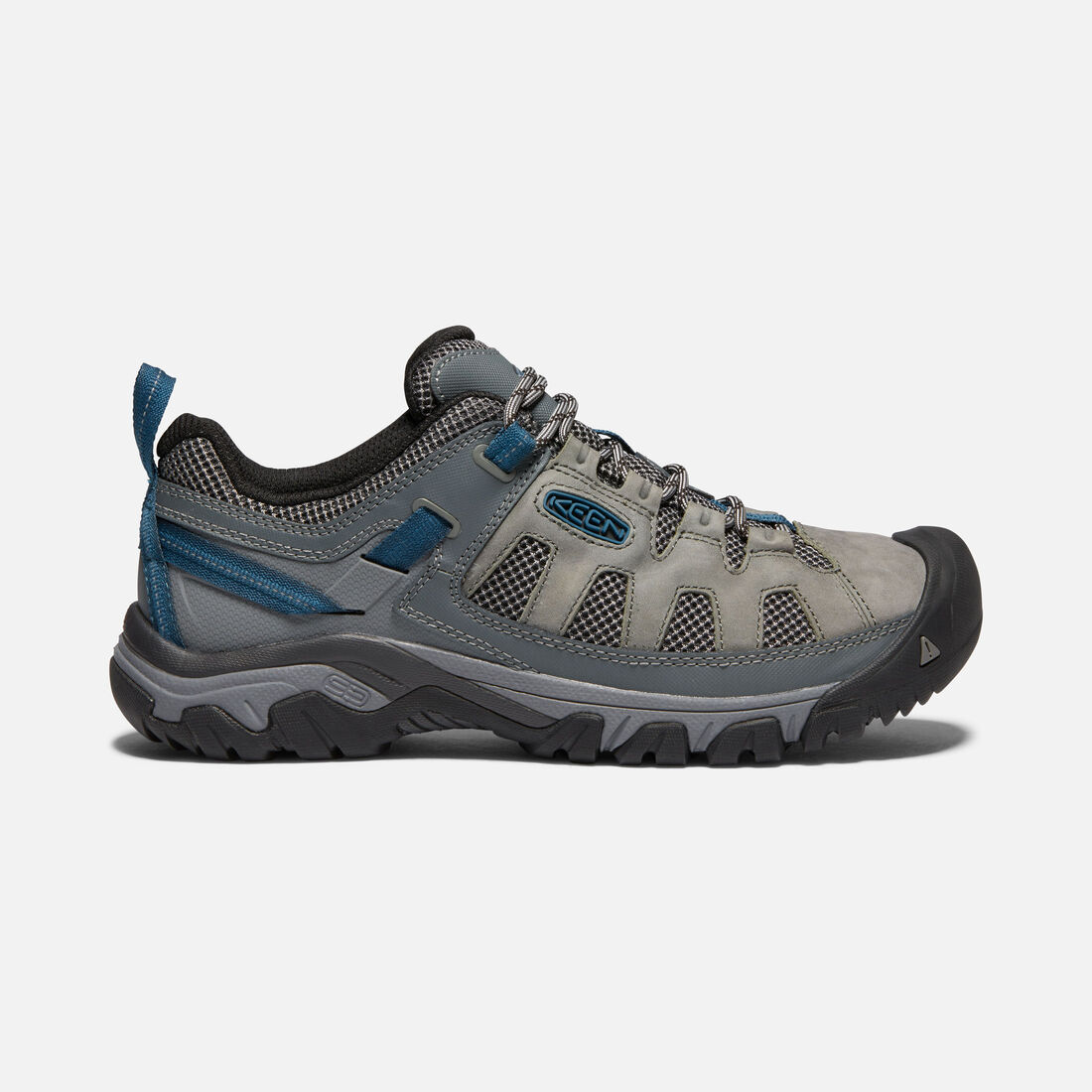 Men's TARGHEE VENT in BASALT/LEGION BLUE - large view.
