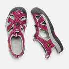 VENICE H2 SANDALES POUR FEMMES in Beet Red/Neutral Gray - small view.