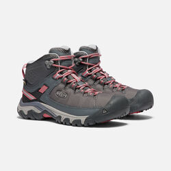 Women's TARGHEE EXP Waterproof Mid in MAGNET/TEABERRY - small view.
