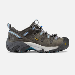 Women's Atlanta Cool ESD (Steel Toe) in Gargoyle - small view.