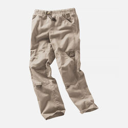 KEEN Slacker Pant pour jeunes in Khaki/Olive Green - small view.