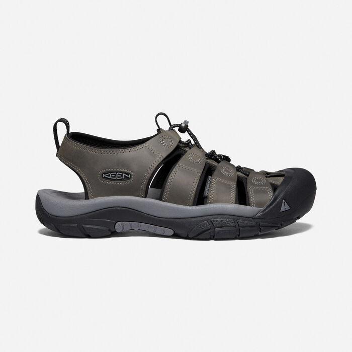 Newport Pour Homme in Steel Grey - large view.