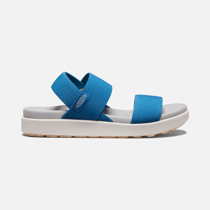 ELLE BACKSTRAP SANDAL POUR FEMME in Mykonos Blue/Vapor - large view.