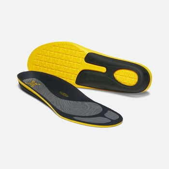 Men's Outdoor K-20 PLUS Insole in BLACK - large view.