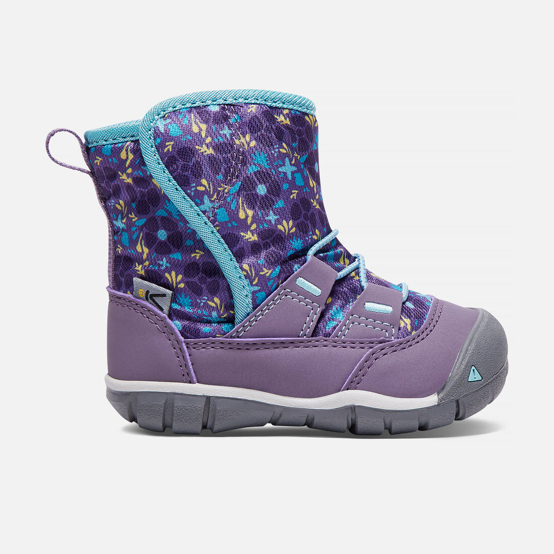 b7202f09196d Toddlers  Peek-A-Boot in Montana Grape Aqua Haze - large view