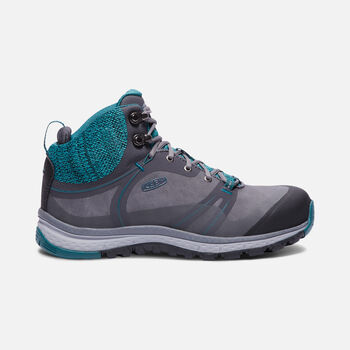 Women's SEDONA PULSE MID (Aluminum Toe) in MAGNET/BALTIC - large view.