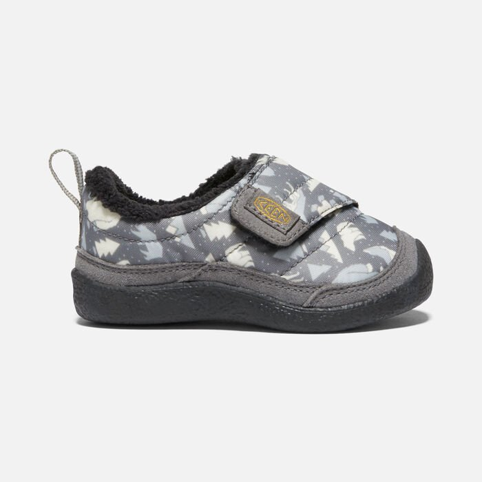 Toddlers' Howser Wrap in Steel Grey/Star White - large view.