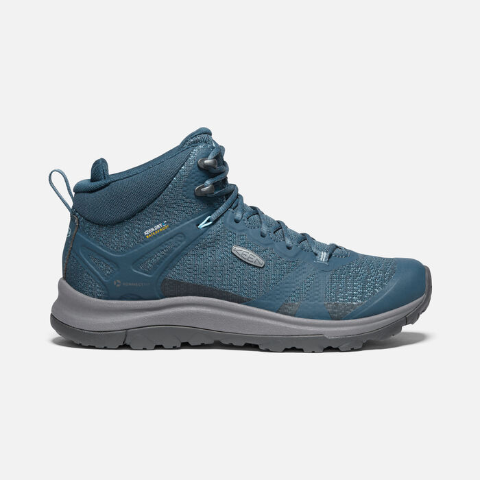Women's Terradora II Waterproof Hiking Boots in Majolica/Tapestry - large view.