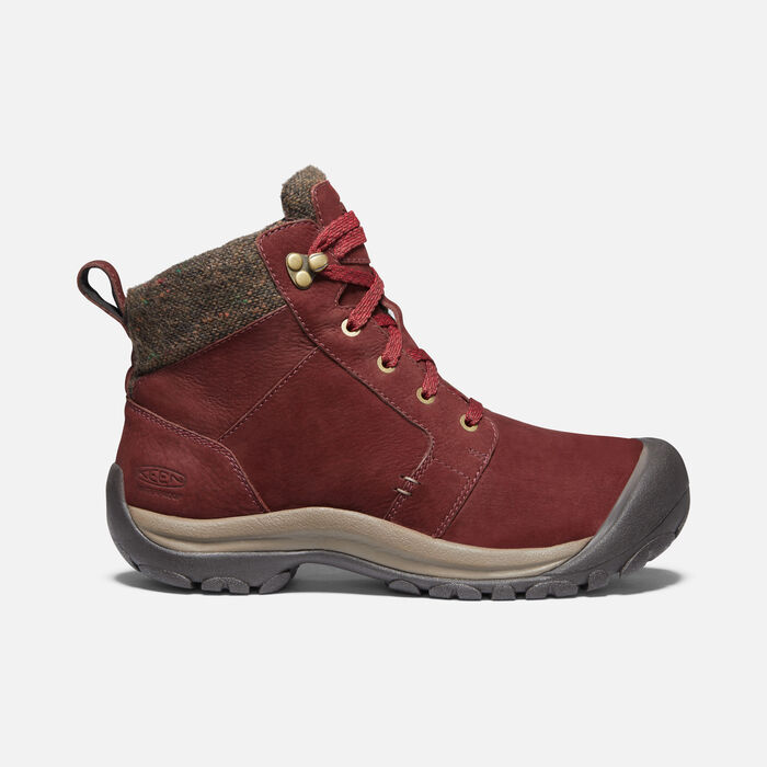 Women's Kaci II Winter Waterproof Boot in Andorra/Canteen - large view.