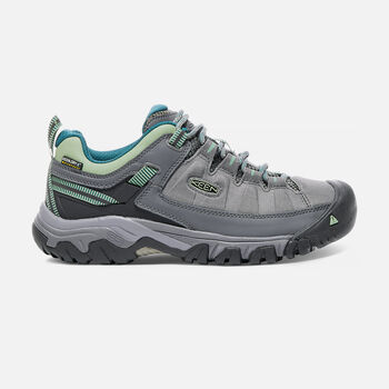Women's TARGHEE EXP Waterproof in Steel Grey/Basil - large view.