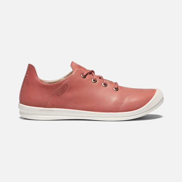 Women's Lorelai II Casual Trainers in Brick Dust/Star White - large view.