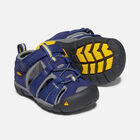 Toddlers' Seacamp II CNX in Blue Depths/Gargoyle - small view.