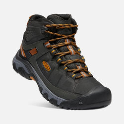 TARGHEE EXP WATERPROOF MID WANDERSTIEFEL FÜR HERREN in RAVEN/INCA GOLD - small view.