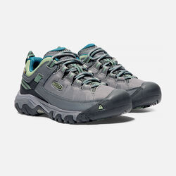 Women's TARGHEE EXP Waterproof in Steel Grey/Basil - small view.