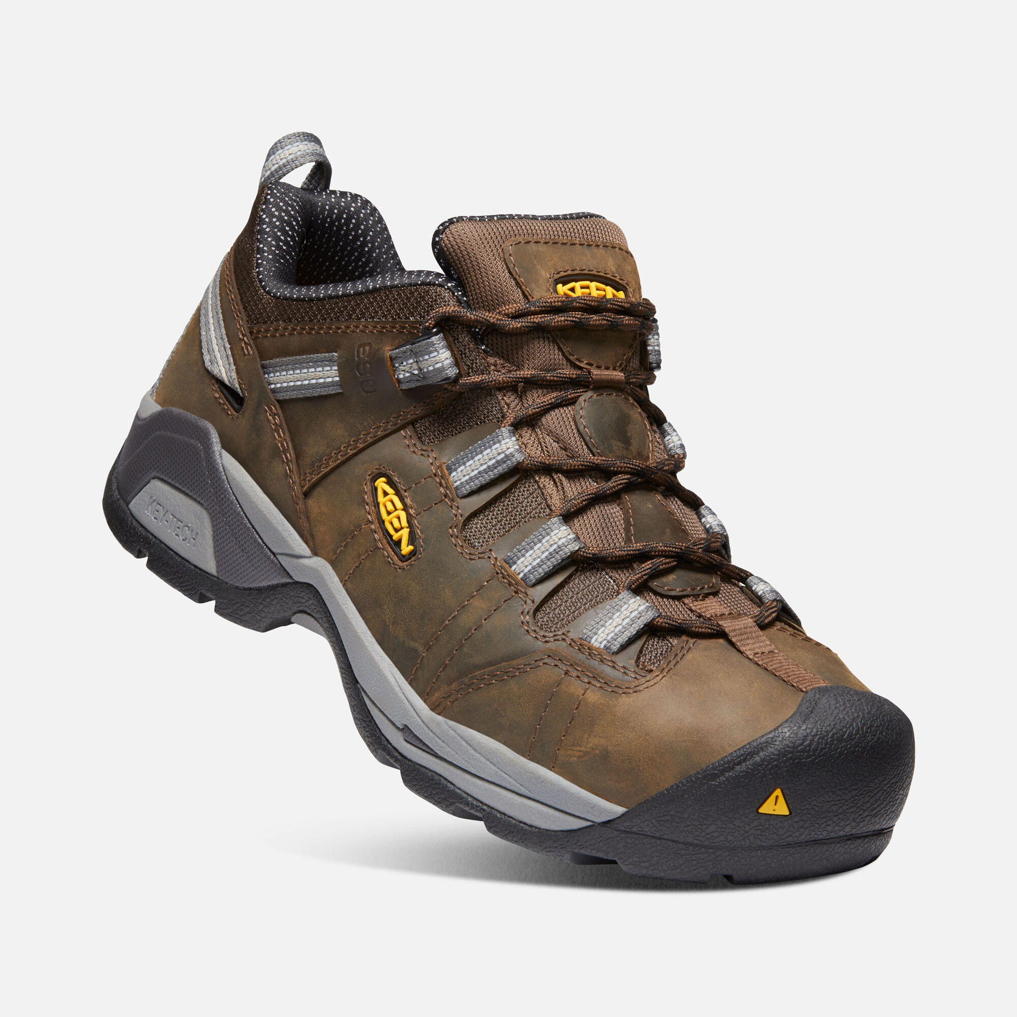 5d0f3bc36e3 ... Men's Detroit XT ESD (Steel Toe) in CASCADE BROWN/GARGOYLE - small view  ...