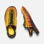 Men's UNEEK Flat Cord in VIBRANT YELLOW/FLAME - small view.
