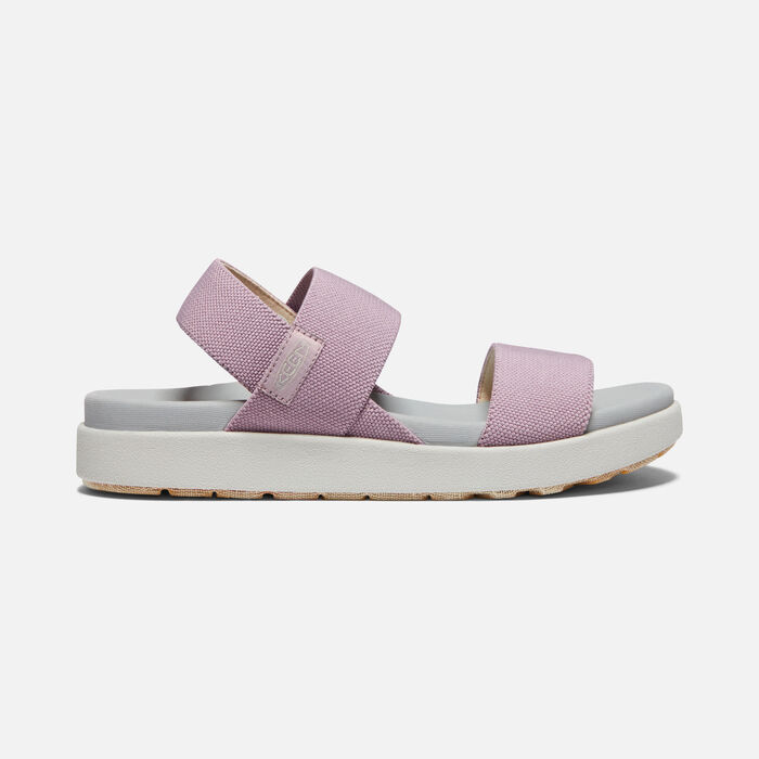 ELLE BACKSTRAP SANDAL POUR FEMME in Dusty Lavender/Vapor - large view.