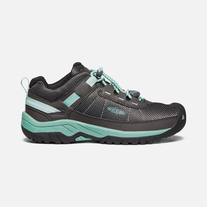 Big Kids' Targhee Sport Vent Shoe in Magnet/Ocean Wave - large view.
