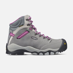 Women's Canby Waterproof (Aluminum Toe) in Gargoyle/Vapor - small view.