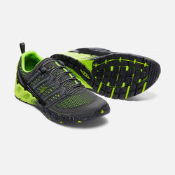 Men's VERSAGO in Black/Greenery - small view.