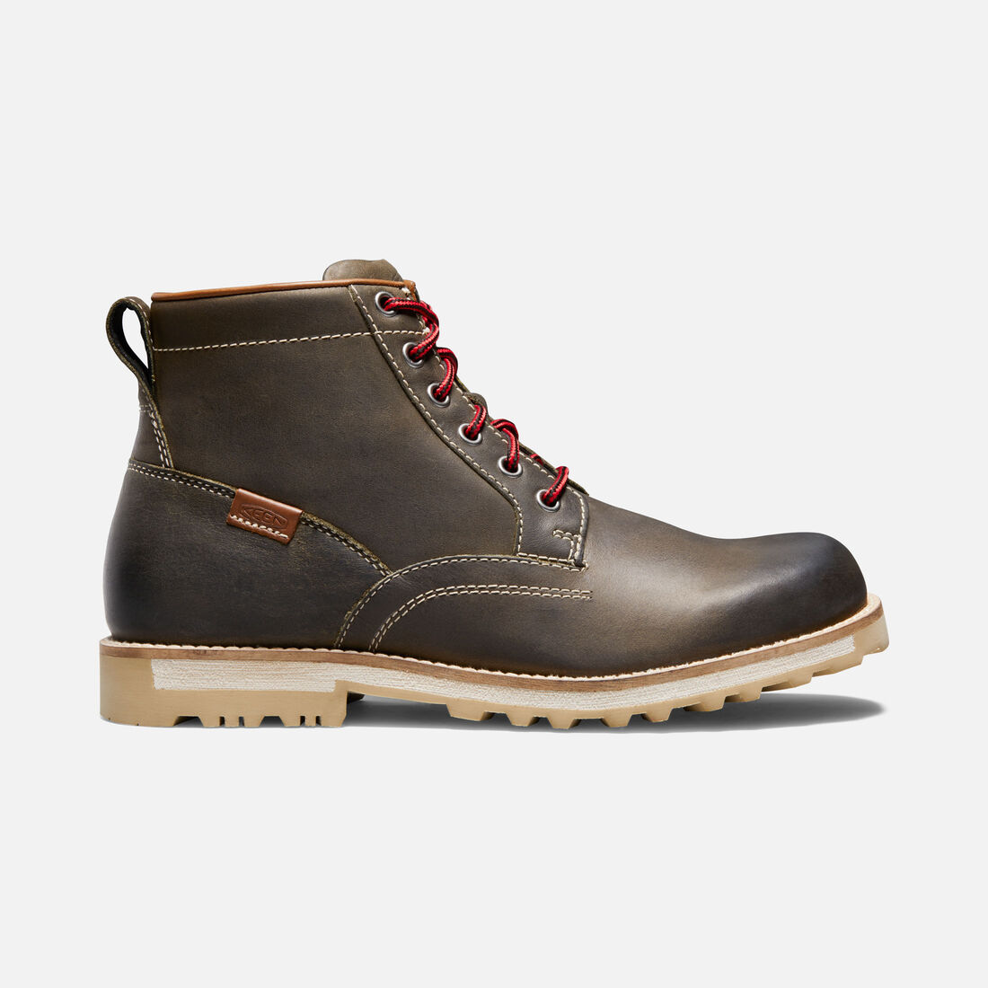 Men's 'The 59' Boot in Magnet Full-Grain - large view.