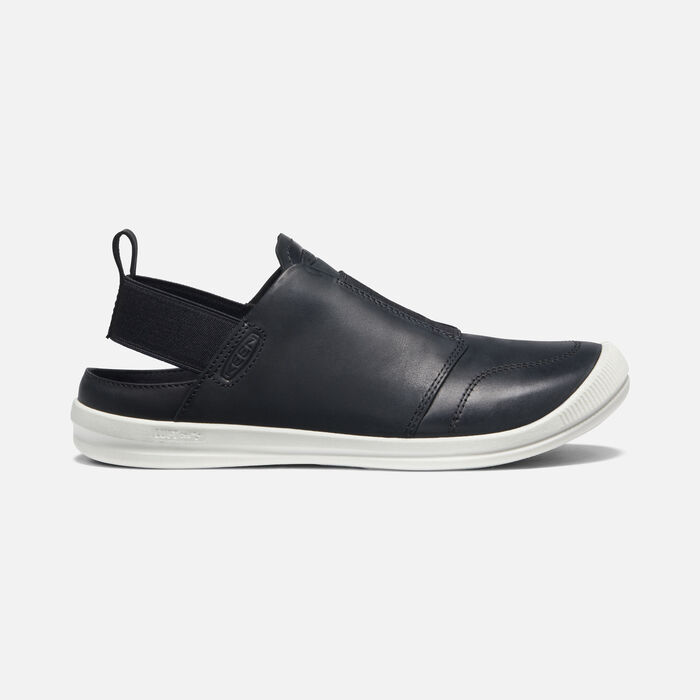 Women's Lorelai II Slip-On in Black/Black Iris - large view.