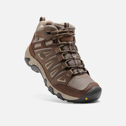 Men's Oakridge Waterproof Mid in Cascade/Brindle - small view.