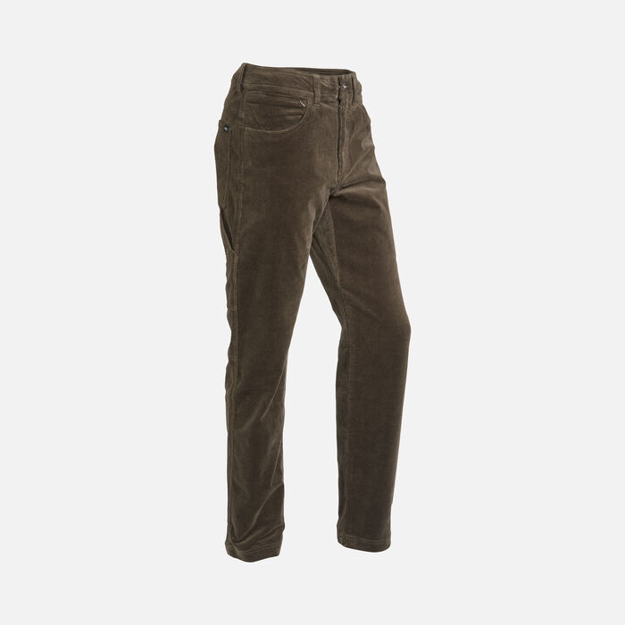 Men's Record Pant in EARTH - large view.