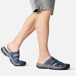 Men's Aruba II Sandals in  - on-body view.