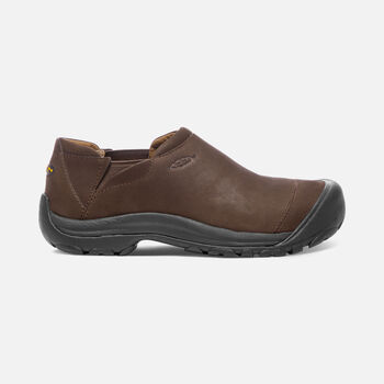 Ashland pour homme in Chocolate Brown - large view.