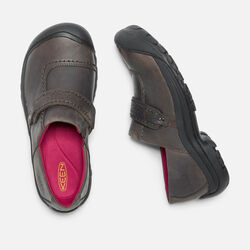 Women's Kaci Full Grain Slip-On in Magnet - small view.