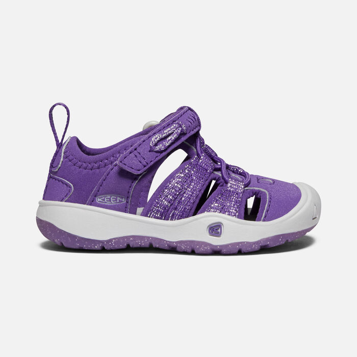 Toddler'S Moxie Sandals in Royal Purple/Vapor - large view.